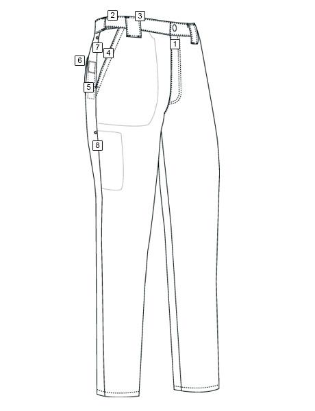 WOMEN'S CLASSIC PANTS