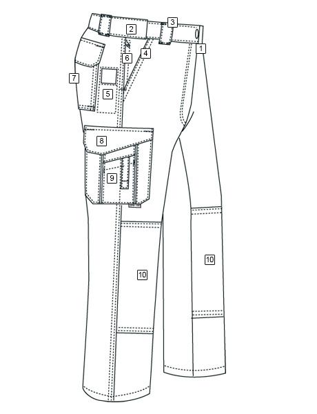 MEN'S 24-7 SERIES® EMS PANTS