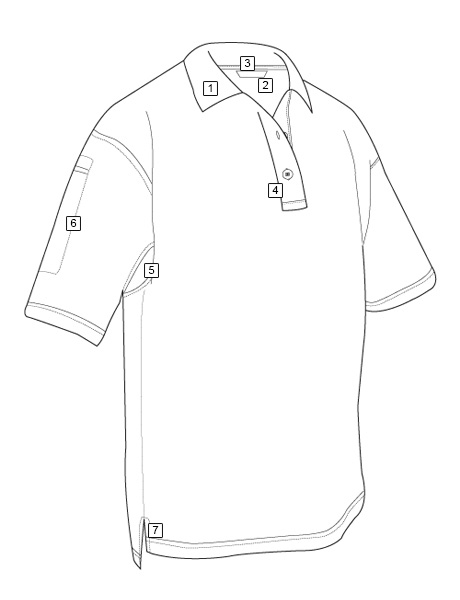 MEN'S ORIGINAL SHORT SLEEVE POLO