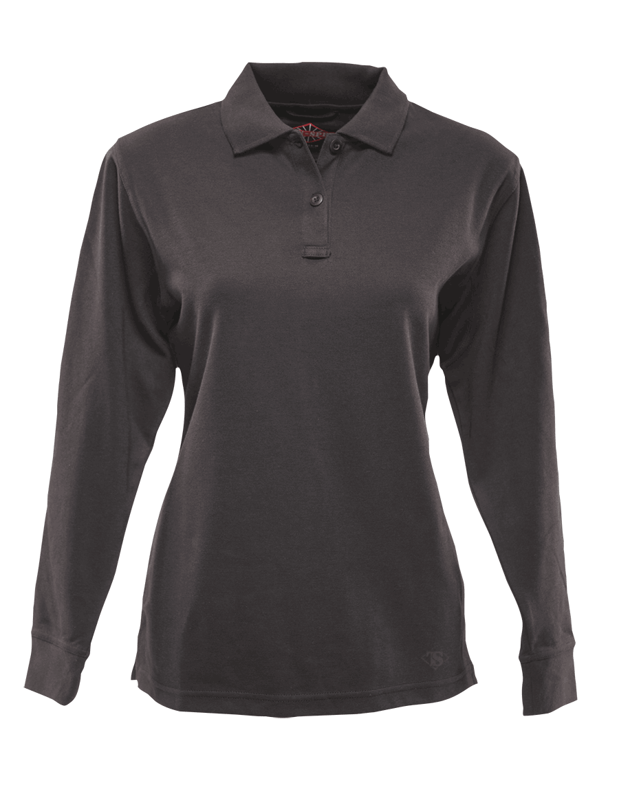 WOMEN'S 24-7 SERIES® LONG SLEEVE ORIGINAL POLO
